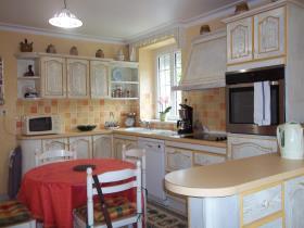 Image No.1-Maison / Villa de 4 chambres à vendre à Huelgoat