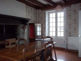 Image No.1-Maison de village de 5 chambres à vendre à Collorec