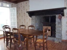 Image No.2-Maison de village de 5 chambres à vendre à Collorec