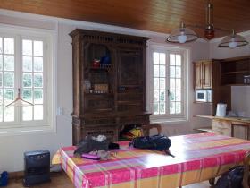 Image No.4-Propriété de pays de 4 chambres à vendre à Poullaouen