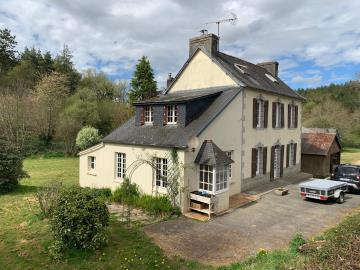 1 - Poullaouen, Country Property