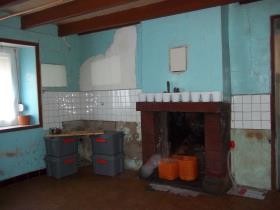 Image No.1-Maison de village de 2 chambres à vendre à Plouyé