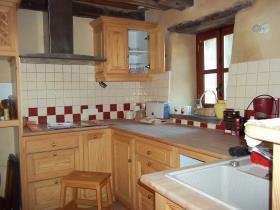 Image No.2-Maison de village de 2 chambres à vendre à Collorec