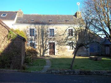 1 - Collorec, Maison de village