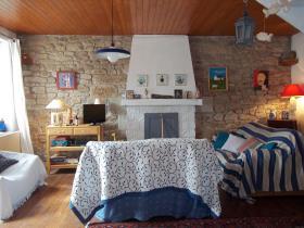 Image No.3-Maison de village de 3 chambres à vendre à Huelgoat