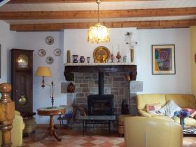 Image No.3-Propriété de pays de 4 chambres à vendre à Collorec