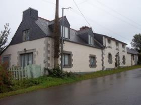 Image No.0-Villa / Détaché de 3 chambres à vendre à Plouyé
