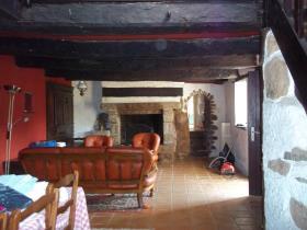 Image No.1-Propriété de pays de 3 chambres à vendre à Locmaria-Berrien