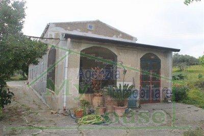 1 - Cianciana, Villa