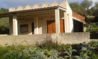 1 - Cianciana, House/Villa