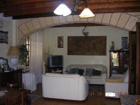 Image No.2-Villa de 4 chambres à vendre à Cianciana
