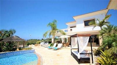 Detached Villa For Sale  in  Pegia - Sea Caves