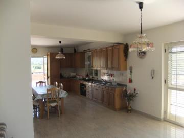Kitchen--Entrance-onto-terrace