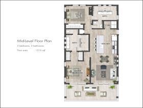 Image No.22-Condo de 2 chambres à vendre à Charlestown