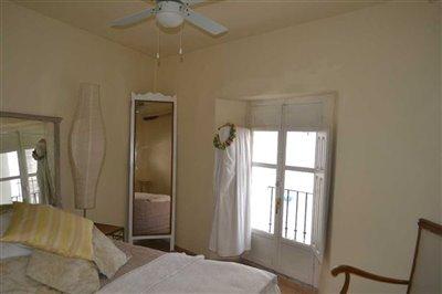 townhousejimenadelafronteraspainbedroom