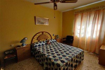 countryhousejimenadelafronteraspainbedroom3
