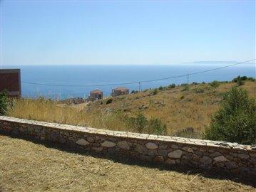 18-681 eliochori, 70 m2 house & 600m2 plot neochori, birbylis ho  . 075