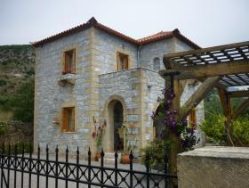 Image No.7-Maison de 3 chambres à vendre à Stoupa