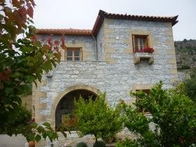 Image No.8-Maison de 3 chambres à vendre à Stoupa