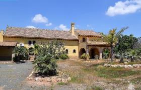 Murcia City, Farmhouse