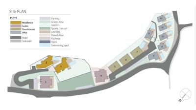 Aria-Site-Plan