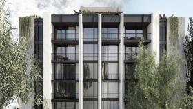 Image No.3-Appartement de 2 chambres à vendre à Athènes