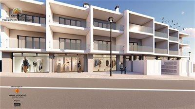 1 - Faro City, Apartment