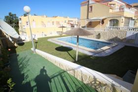 Image No.1-Maison de ville de 2 chambres à vendre à Orihuela Costa