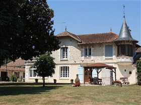 Montguyon, House