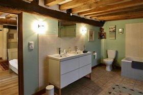 Image No.5-Maison de campagne de 3 chambres à vendre à Le Sap