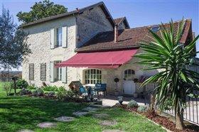 Image No.3-Maison de 8 chambres à vendre à Cazaugitat