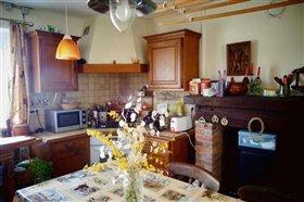 Image No.2-Maison de campagne de 2 chambres à vendre à Couptrain