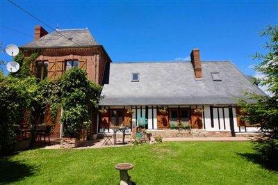 1 - Lieurey, House