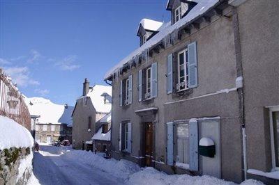 1 - Saint-Jacques-des-Blats, Maison