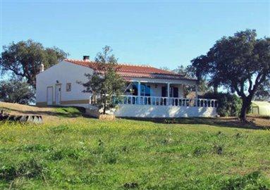 1 - Ourique, Villa