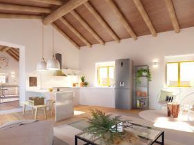 Image No.1-Maison de ville de 2 chambres à vendre à São Bartolomeu de Messines