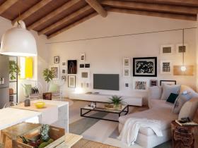 Image No.0-Maison de ville de 2 chambres à vendre à São Bartolomeu de Messines