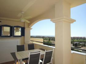 Image No.1-Penthouse de 3 chambres à vendre à Almerimar
