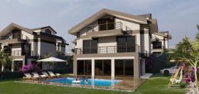 Image No.0-Villa de 3 chambres à vendre à Ovacik