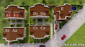Image No.2-Villa de 4 chambres à vendre à Akarca