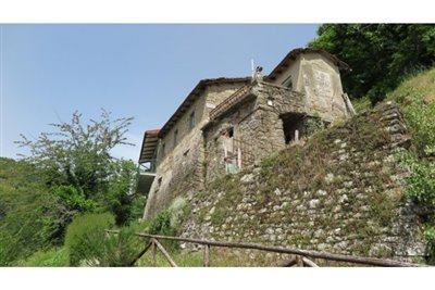1 - Casola in Lunigiana, Townhouse