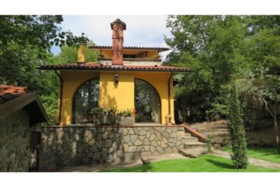 1 - Villafranca in Lunigiana, Villa