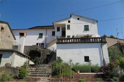 1 - Aulla, Townhouse