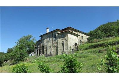 1 - Bagnone, Farmhouse