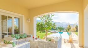 Image No.1-Villa de 4 chambres à vendre à Malia