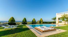 Image No.4-Villa de 4 chambres à vendre à Malia
