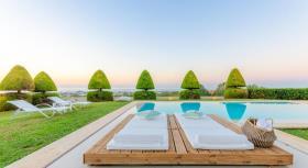 Image No.6-Villa de 4 chambres à vendre à Malia