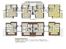 Image No.2-Duplex de 4 chambres à vendre à Belek