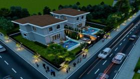 Image No.17-Villa / Détaché de 3 chambres à vendre à Belek
