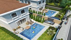 Image No.19-Villa / Détaché de 3 chambres à vendre à Belek